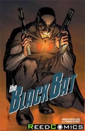 The Black Bat #1