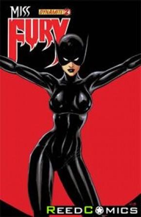 Miss Fury #2 (Random Cover)