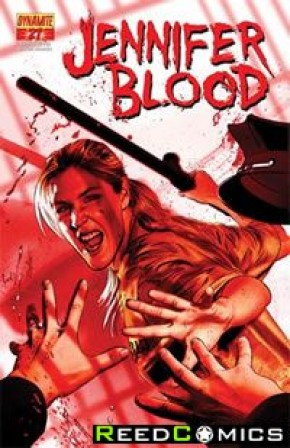 Jennifer Blood #27