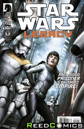 Star Wars Legacy II #15