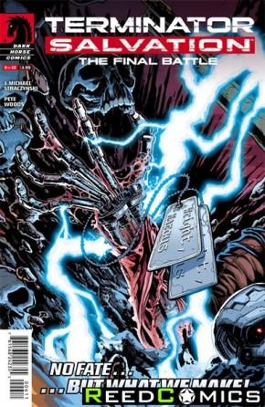 Terminator Salvation The Final Battle #6