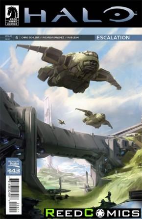 Halo Escalation #6