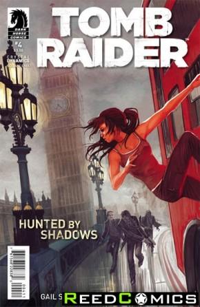 Tomb Raider Volume 2 #4