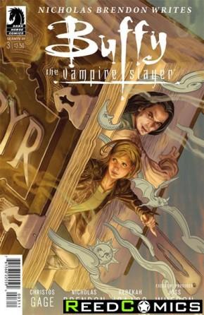 Buffy The Vampire Slayer Season 10 #3