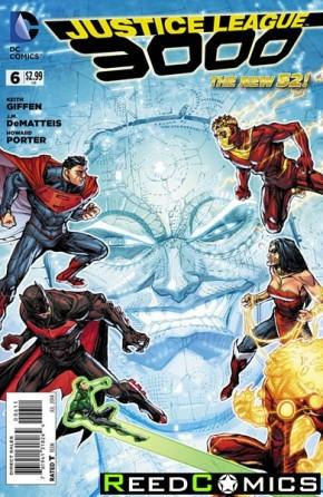 Justice League 3000 #6