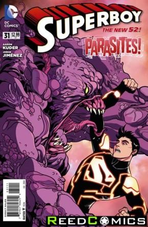 Superboy Volume 5 #31