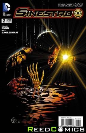 Sinestro #2