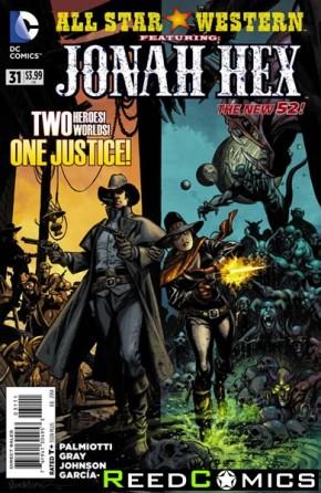 All Star Western Volume 2 #31