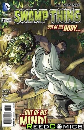 Swamp Thing Volume 5 #31