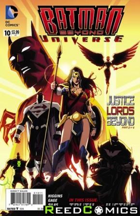 Batman Beyond Universe #10