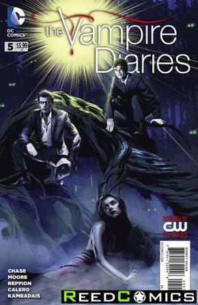 Vampire Diaries #5