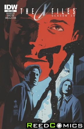 X-Files Season 10 #12