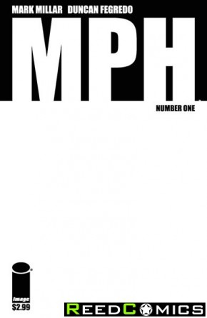 MPH #1 (Cover C Blank)