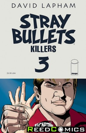 Stray Bullets The Killers #3