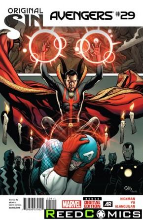Avengers Volume 5 #29 (2nd Print)