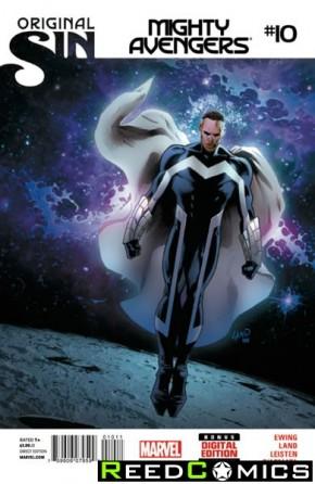 Mighty Avengers Volume 2 #10