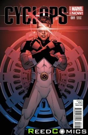 Cyclops #1 (1 in 25 Incentive Variant)