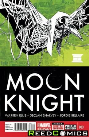 Moon Knight Volume 7 #3