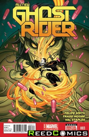 All New Ghost Rider #3