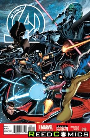 New Avengers Volume 3 #18