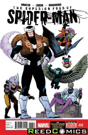 Superior Foes of Spiderman #13
