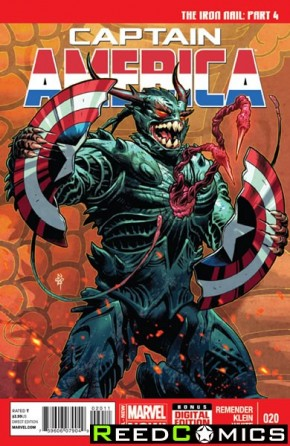 Captain America Volume 7 #20