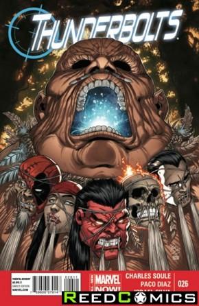 Thunderbolts Volume 2 #26