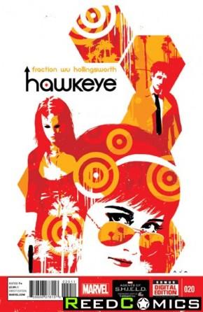 Hawkeye Volume 4 #20