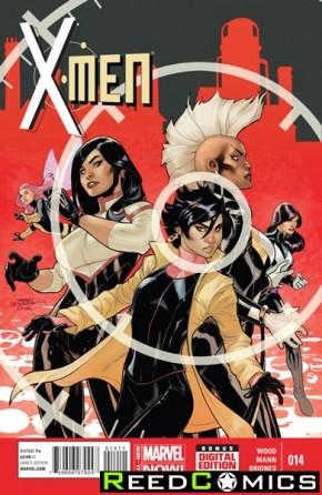 X-Men Volume 4 #14