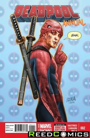 Deadpool Volume 4 Annual #2
