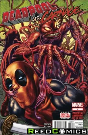 Deadpool vs Carnage #3