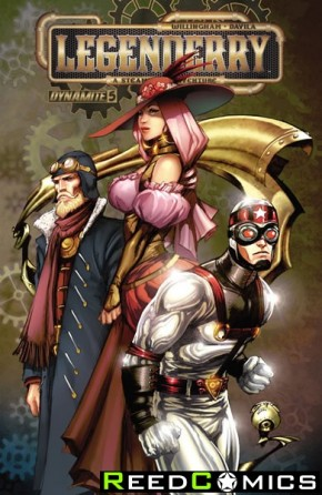 Legenderry A Steampunk Adventure #5