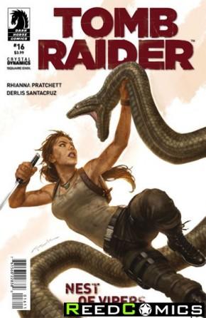 Tomb Raider Volume 2 #16
