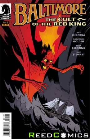 Baltimore Cult of the Red King #1