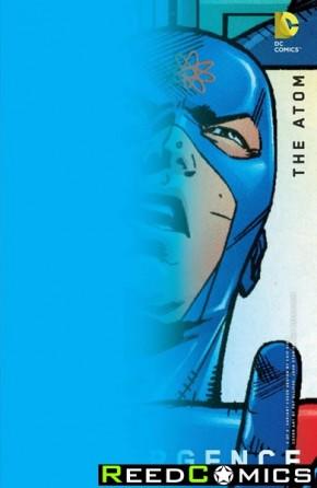 Convergence Atom #2 (Chip Kidd Variant Edition)