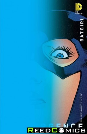 Convergence Batgirl #2 (Chip Kidd Variant Edition)