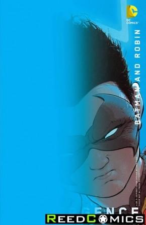 Convergence Batman and Robin #2 (Chip Kidd Variant Edition)