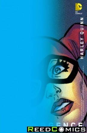 Convergence Harley Quinn #2 (Chip Kidd Variant Edition)