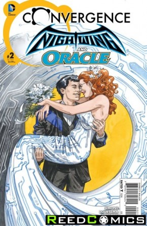 Convergence Nightwing Oracle #2