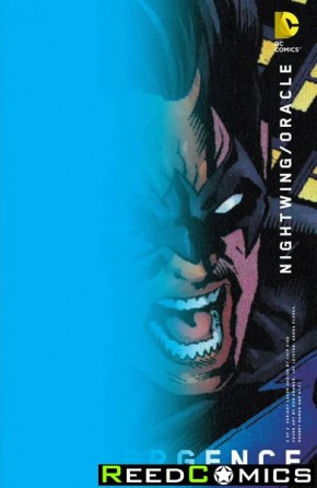 Convergence Nightwing Oracle #2 (Chip Kidd Variant Edition)