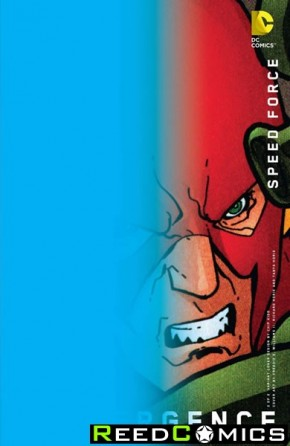 Convergence Speed Force #2 (Chip Kidd Variant Edition)