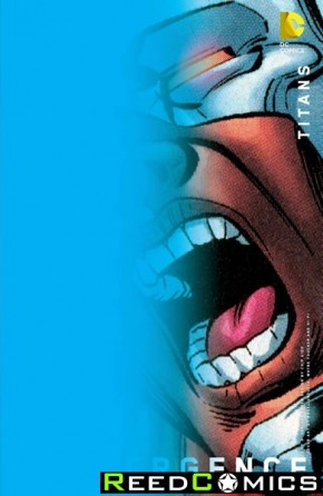 Convergence Titans #2 (Chip Kidd Variant Edition)