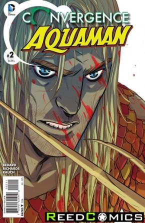 Convergence Aquaman #2
