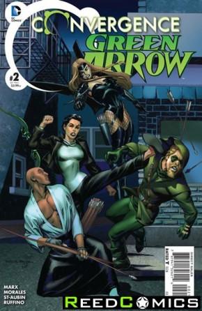 Convergence Green Arrow #2