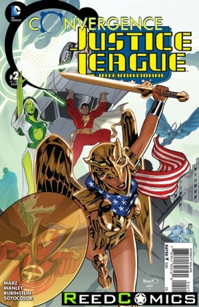 Convergence Justice League International #2