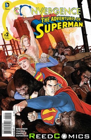 Convergence Adventures of Superman #2