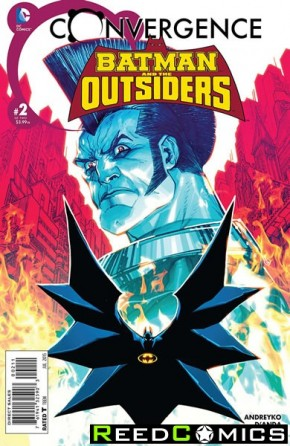Convergence Batman and The Outsiders #2