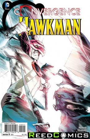 Convergence Hawkman #2