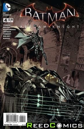 Batman Arkham Knight #4