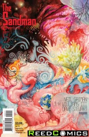 Sandman Overture #5 (Cover A)